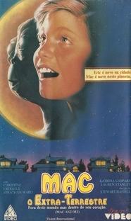 Mac - O Extraterrestre - Poster / Capa / Cartaz - Oficial 1