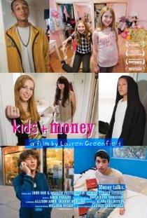 Kids + Money - Poster / Capa / Cartaz - Oficial 1
