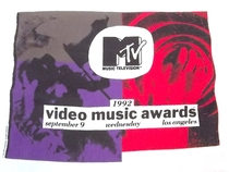 Video Music Awards | VMA (1992) - Poster / Capa / Cartaz - Oficial 1