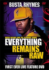 Busta Rhymes - Everything Remains Raw - Poster / Capa / Cartaz - Oficial 1