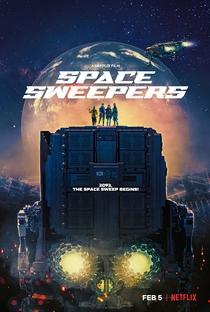 Nova Ordem Espacial - Poster / Capa / Cartaz - Oficial 9