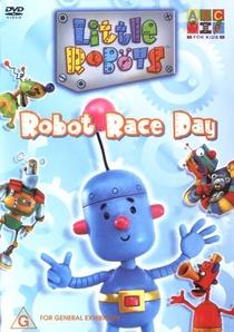 Pequenos Robôs - Poster / Capa / Cartaz - Oficial 6