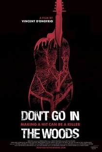 Don't Go in the Woods - Poster / Capa / Cartaz - Oficial 1