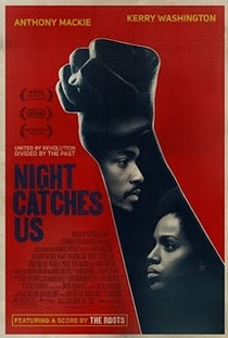 Night Catches Us - Poster / Capa / Cartaz - Oficial 1
