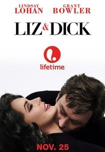 Liz & Dick - Poster / Capa / Cartaz - Oficial 2