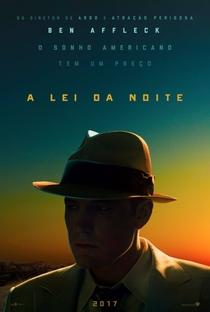 A Lei da Noite - Poster / Capa / Cartaz - Oficial 1