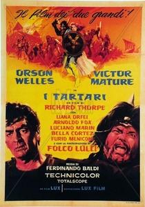 Os Bravos Tártaros - Poster / Capa / Cartaz - Oficial 1