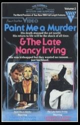 Paint Me a Murder - Poster / Capa / Cartaz - Oficial 1