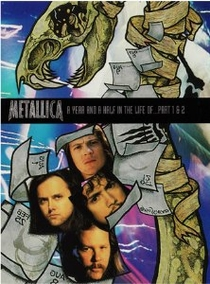 A Year and a Half in the Life of Metallica - Poster / Capa / Cartaz - Oficial 1