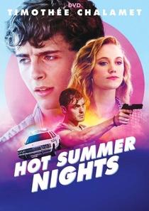 Hot Summer Nights - Poster / Capa / Cartaz - Oficial 3