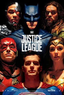 Liga da Justiça - Poster / Capa / Cartaz - Oficial 2