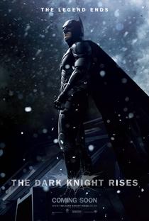 Batman: O Cavaleiro das Trevas Ressurge - Poster / Capa / Cartaz - Oficial 16