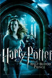 Harry Potter e o Enigma do Príncipe - Poster / Capa / Cartaz - Oficial 29