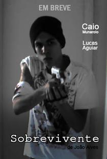 Sobrevivente - Poster / Capa / Cartaz - Oficial 1