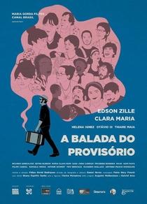 A Balada do Provisório - Poster / Capa / Cartaz - Oficial 1