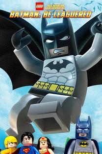 Lego DC Comics: Batman Be-Leaguered - Poster / Capa / Cartaz - Oficial 1
