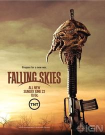 Falling Skies (4ª Temporada) - Poster / Capa / Cartaz - Oficial 1