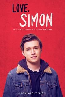 Com Amor, Simon - Poster / Capa / Cartaz - Oficial 1