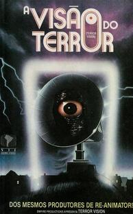 A Visão do Terror - Poster / Capa / Cartaz - Oficial 3