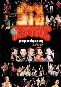 *NSYNC - Popodyssey Live - Poster / Capa / Cartaz - Oficial 1