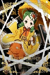 Rozen Maiden: Zurückspulen - Poster / Capa / Cartaz - Oficial 8