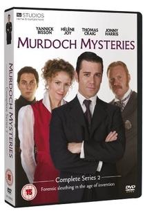 Os Mistérios do Detetive Murdoch (2ª temporada) - Poster / Capa / Cartaz - Oficial 3