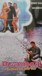 Delírios em Alto Mar - Poster / Capa / Cartaz - Oficial 1