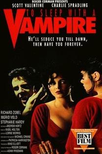Dormindo com O Vampiro - Poster / Capa / Cartaz - Oficial 1