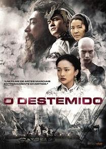 O Destemido - Poster / Capa / Cartaz - Oficial 1
