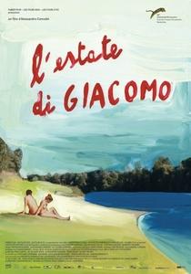 O Verão de Giacomo - Poster / Capa / Cartaz - Oficial 1