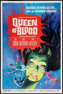 Queen of Blood - Poster / Capa / Cartaz - Oficial 1