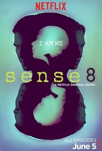 Sense8 (1ª Temporada) - Poster / Capa / Cartaz - Oficial 1