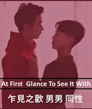 At First Glance To See It With (At First Glance To See It With 乍見之歡 男男 同性)