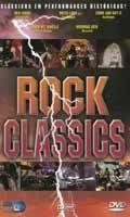 Rock Classics - Em Perfomances Históricas - Poster / Capa / Cartaz - Oficial 1