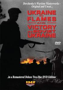 Ucrânia em chamas - Poster / Capa / Cartaz - Oficial 2