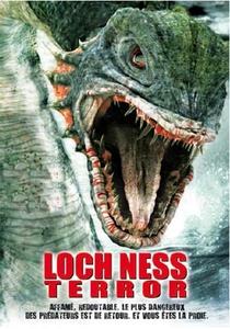 Terror no Lago Ness - Poster / Capa / Cartaz - Oficial 1