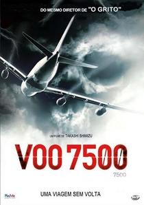 Voo 7500 - Poster / Capa / Cartaz - Oficial 8