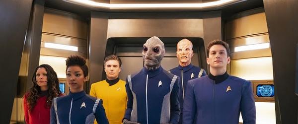 Star Trek Discovery, um show de fan service