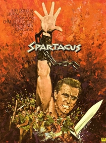Spartacus - Poster / Capa / Cartaz - Oficial 13