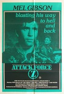 Força de Ataque Z - Poster / Capa / Cartaz - Oficial 5
