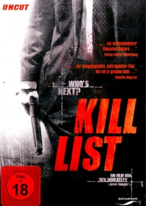 Kill List - Poster / Capa / Cartaz - Oficial 4
