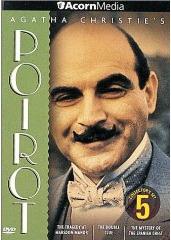 Poirot (5ª Temporada) - Poster / Capa / Cartaz - Oficial 1