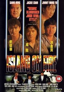 Missão na Ilha do Fogo - Poster / Capa / Cartaz - Oficial 10