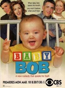 Bob, o Bebê Falante - Poster / Capa / Cartaz - Oficial 1