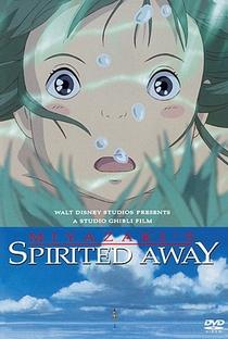 A Viagem de Chihiro - Poster / Capa / Cartaz - Oficial 13