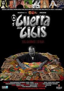A Guerra dos Gibis - Poster / Capa / Cartaz - Oficial 1