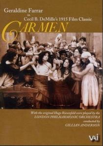 Carmen - Poster / Capa / Cartaz - Oficial 2