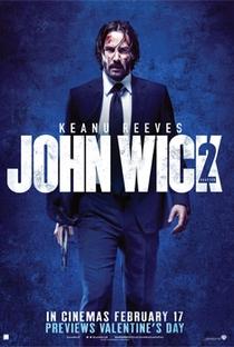 John Wick: Um Novo Dia Para Matar - Poster / Capa / Cartaz - Oficial 8