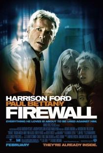 Firewall: Segurança em Risco - Poster / Capa / Cartaz - Oficial 3
