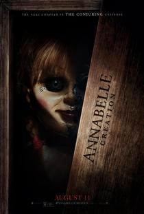 Annabelle 2: A Criação do Mal - Poster / Capa / Cartaz - Oficial 6